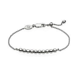 Izabel Camille Metropol armbånd sølv