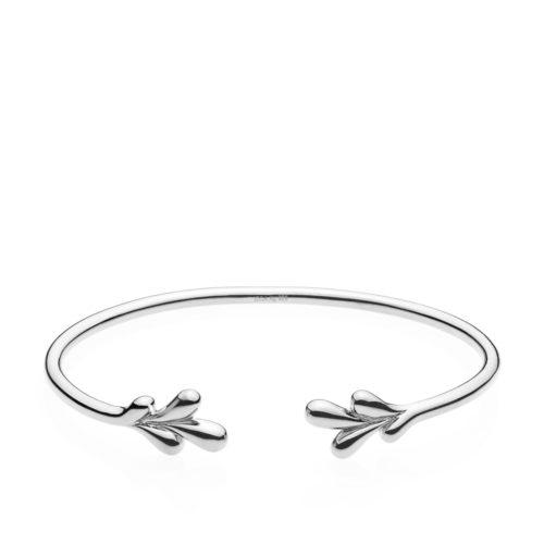 Embrace armring sølv