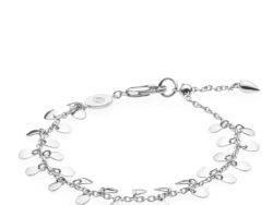 Robinia armbånd sølv