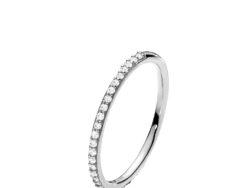 Izabel Camille Promise small ring sølv