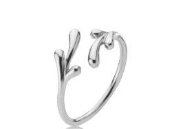 Izabel Camille EMBRACE ring sølv
