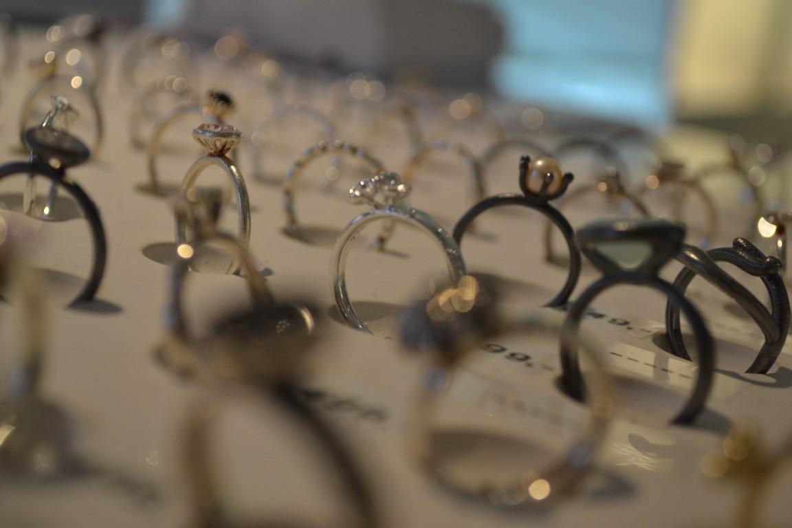 Guldsmeden i Odder med ringe
