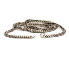 Halskæde sølv