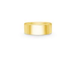 Id fine by Sandra Willer, CHUNKY ring forgyldt sølv.