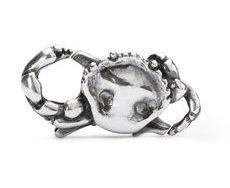 Krabbelås i sølv