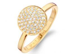 Spirit Icons Grace ring forgyldt sølv