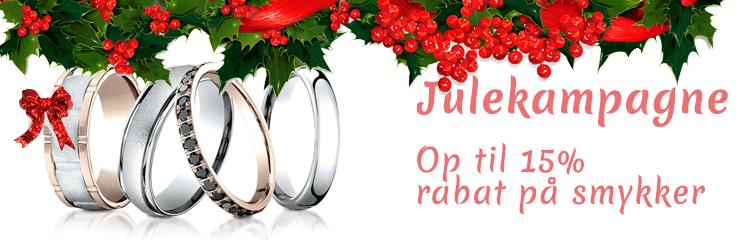 Julekampagne smykker Buytime
