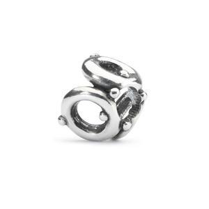 """Trollbeads sølv charm """"Omgangskreds"""""""