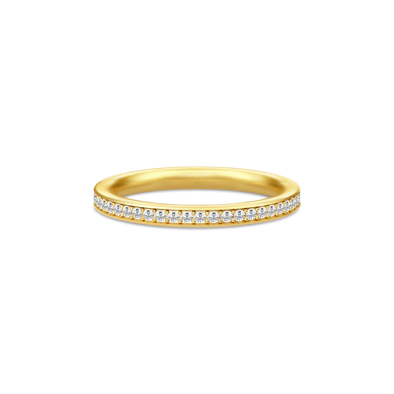 840aa05f341 Julie Sandlau Infinity Ring Forgyldt Sølv | BuyTime - Hele Danmarks ...