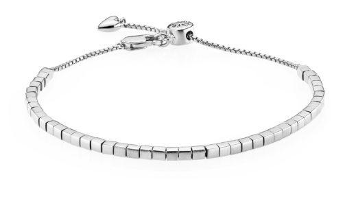 """Izabel Camille """"Signature"""" armbånd i sølv."""