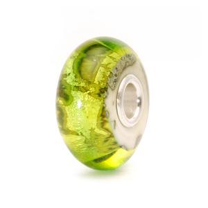 """Trollbeads glas charm """"Jorden"""""""