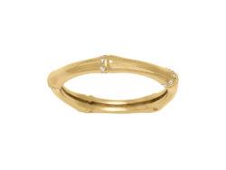 """Joanli Nor """"Florinanor"""" ring forgyldt sølv 145 088-3"""