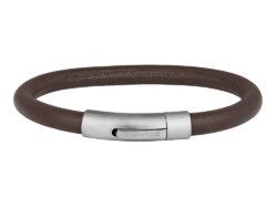 Son of NOA armbånd brun kalvelæder 897 021-Brown